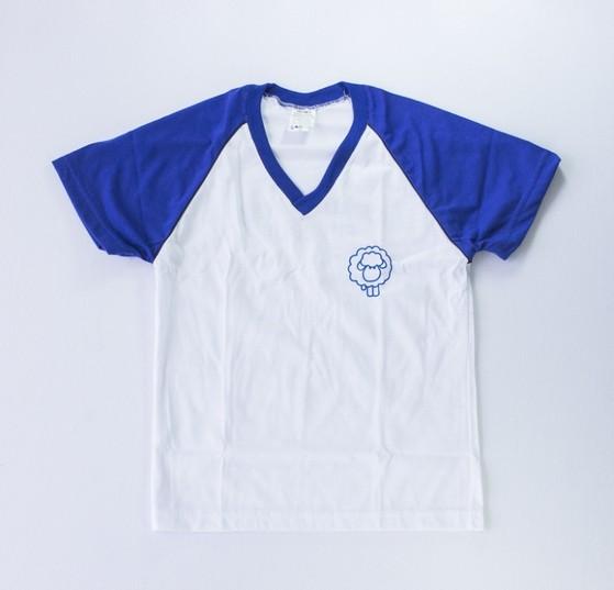 Camiseta Personalizada para Corrida de Algodão Pompéia - Camiseta Personalizada Bordada