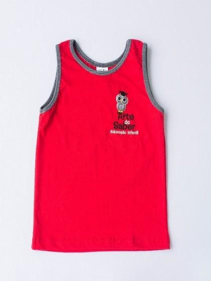 Camiseta Personalizada para Gincana de Malha Raposo Tavares - Camiseta Personalizada Bordada