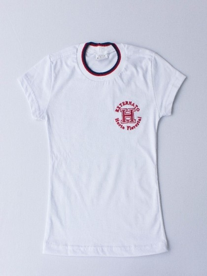 Camisetas Personalizadas com Logo Cantareira - Camiseta Personalizada Bordada