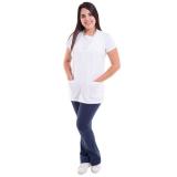 camiseta personalizada para restaurante de algodão Brás
