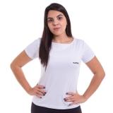 camiseta personalizada para restaurante de malha Santana