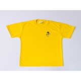 camiseta promocional de corrida de malha Água Branca