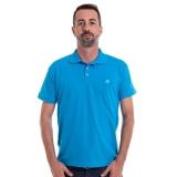camiseta promocional lisa de malha Alto da Lapa