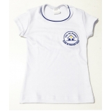 camisetas personalizadas bordada Pari