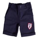 encomenda de uniforme escolar com logotipo da escola Vila Medeiros