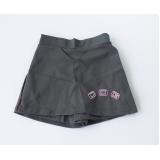 uniforme escolar com saia valor Rio Pequeno