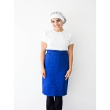 uniforme profissional cozinha Vila Romana