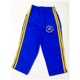 uniformes escolares para criança Brasilândia