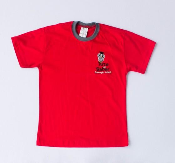 Uniforme Escolar Infantil Vila Marisa Mazzei - Uniforme Escolar com Logotipo da Escola