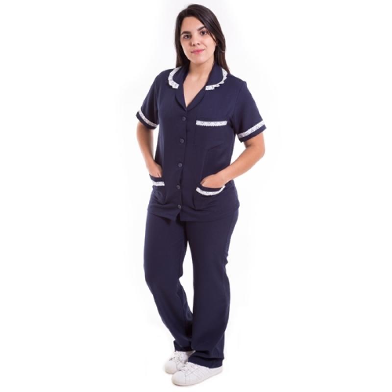 Uniforme Profissional Calça sob Encomendar Jaçanã - Uniforme Profissional Camisa