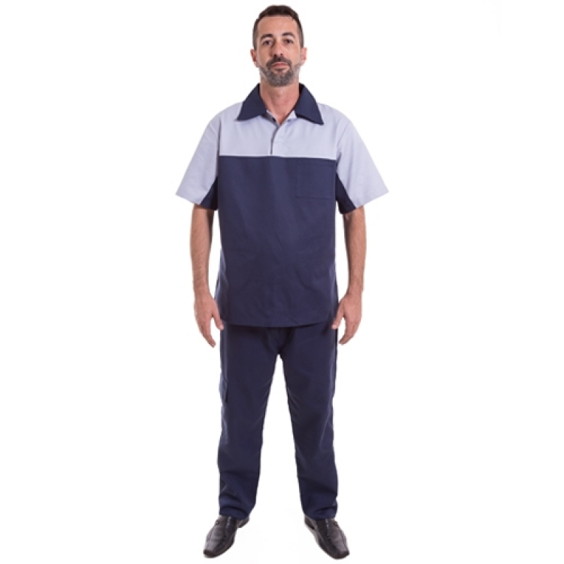 Uniforme Profissional Calça Serra da Cantareira - Uniforme Profissional Camisa