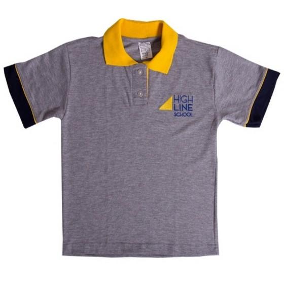 Uniformes Escolares Masculino Carandiru - Uniforme Escolar Personalizado com Logo