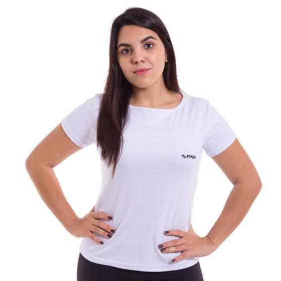 Camiseta Branca Promocional