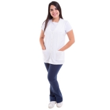 camiseta personalizada para restaurante de algodão Jaguaré