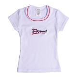 camiseta promocional para evento de algodão Vila Marisa Mazzei