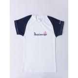 camisetas masculina promocionais Raposo Tavares