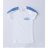 uniformes escolares personalizado com logo Jaguaré
