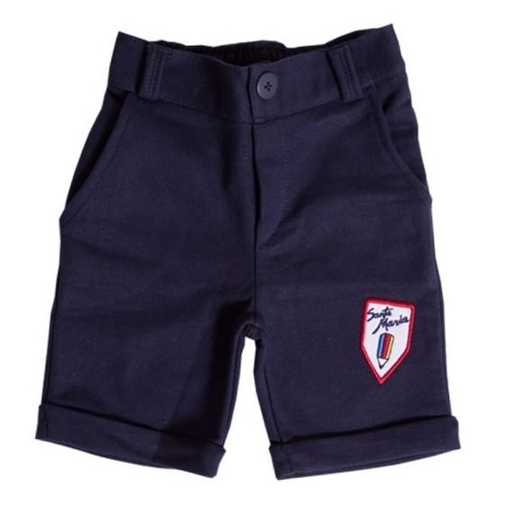Uniforme Escolar Masculino Valor Santana - Uniforme Escolar Azul Marinho