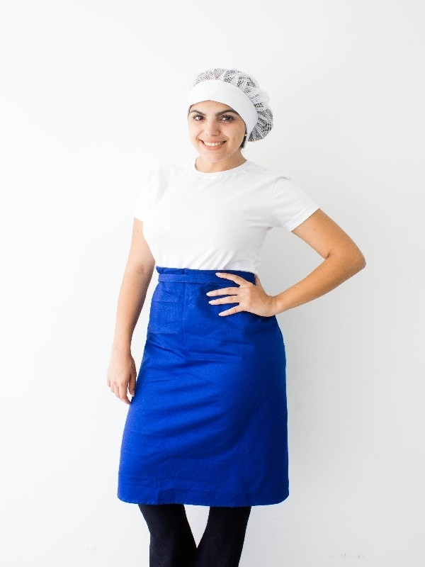 Uniforme Profissional Avental Cidade Universitária - Uniforme Profissional Feminino