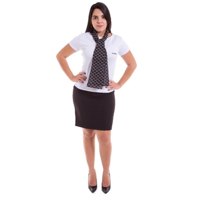 Uniformes Profissionais Personalizado Santa Terezinha - Uniforme Profissional Brim